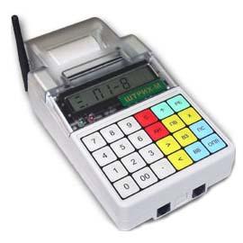 Платежный терминал ШТРИХ-MobilePAY